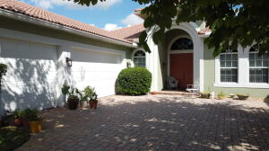 Enjoy the Atlantis lifestyle.  No HOA or mandatory social/golf memberships to live in this immaculately maintained home with sought after 12 ft ceilings. Custom built in 2004, no stone was left unturned with unsurpassed CBS construction and custom appointments. Boasting 2600F-/+of air conditioned space, 3 car garage, plus golf cart, this single story home offers 4 full bedrooms and 3 full bathrooms.  Dinner preparation will be a pleasure in the completely modernized and recently remodeled island kitchen with stone countertops, abundance of upper and lower cabinetry, snack bar & a light-filled breakfast nook; offering a functional balance of quality, comfort and convenience.  Master suite, gracious in size, offers his and hers walk-in customized closets, tray ceiling and private door