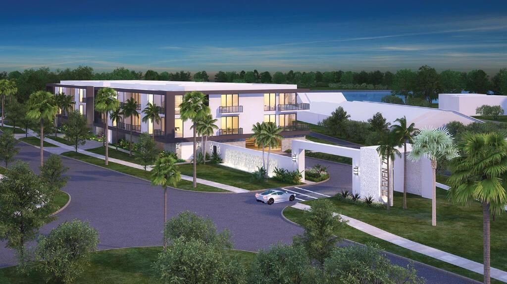 1177 George Bush Boulevard, Delray Beach, Florida 33483, 3 Bedrooms Bedrooms, ,3.1 BathroomsBathrooms,Condo/coop,For Sale,George Bush,RX-10748006