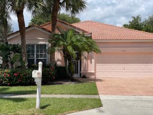 This beautiful 2 bed/2 bath with a large den sits on one of the premium lake front lots in Coral Lakes.Open floor plan, screen patio, beautiful views, white kitchen and walking distance to the redesigned 72,000 sq foot clubhouse!!  Enjoy this active adult community with a cafe, pool, tennis, pickle ball, broadway like shows, fitness center and so much more!A/C is from 2014All appliances are less than 3 years old.Furniture is negotiable.