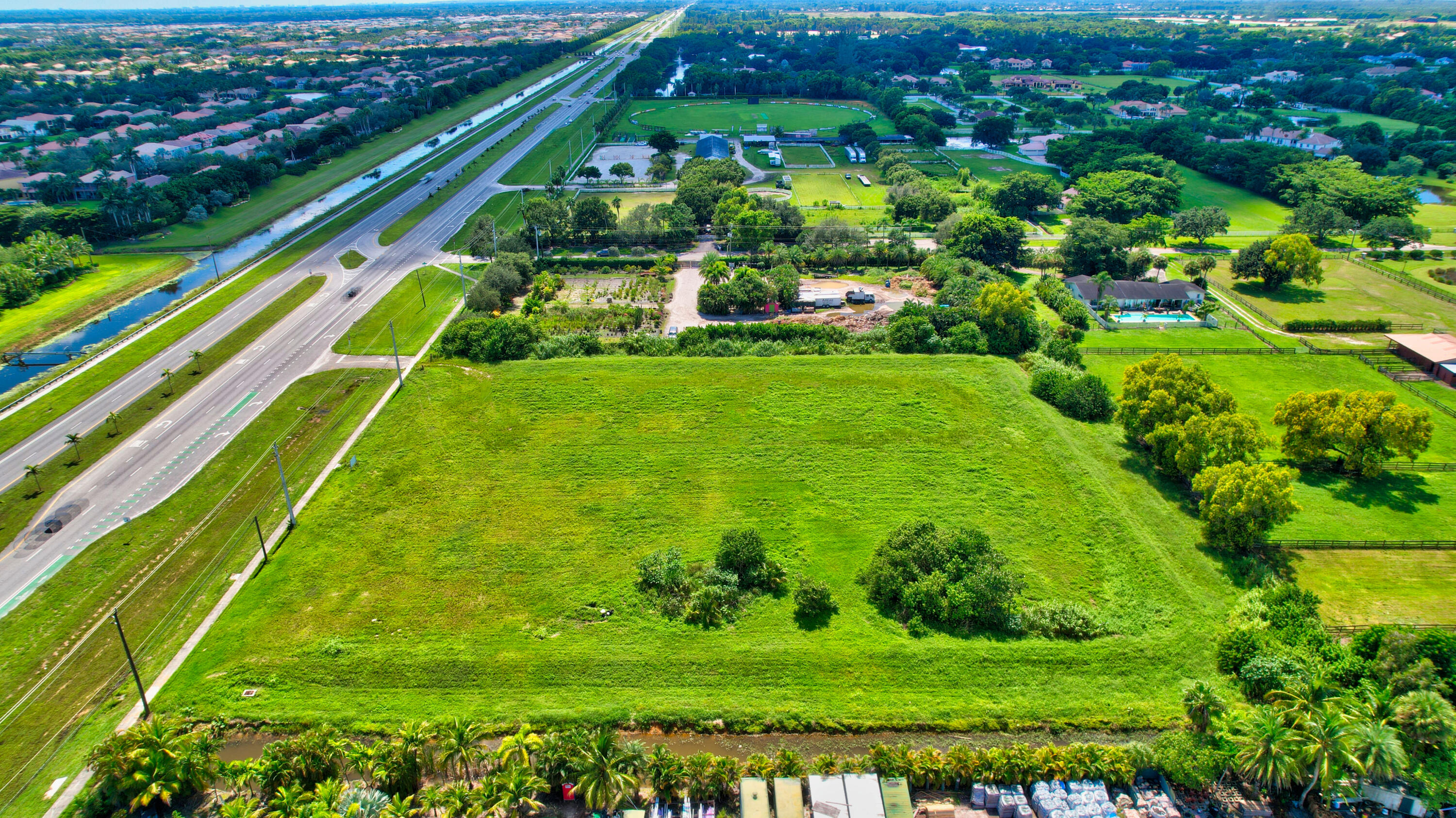 15445 State Road 7 Road, Delray Beach, Florida 33446, ,Agricultural,For Sale,State Road 7,RX-10748660