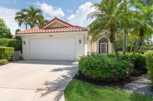 This is a Fabulous Opportunity for One Lucky Buyer to Purchase a One-of-a-Kind Oakmont with One-of-a-Kind Outdoor Space having Two Screened Terraces plus a Covered Lanai, in Riverwalk! It is not Only Nestled on a Private, Extra Wide, Lush! Secluded Cul de Sac with almost a Quarter of an Acre of Fenced Property with PANORAMIC WIDE LAKE VIEWS (2 Lakes) but, it also has Views of A Pedestrian Bridge & the Town Center Complex with Grassy Common Areas & Picturesque Walkways! Yet there is Complete Privacy! But Wait Theres Still More! There is a 1-year New ROOF WITH A 10 Year WARRANTY! The Experience begins with a Welcoming Lush Landscaped Lawn & Walkway that lead to the Covered Entry that Opens to the Tile Foyer that leads to the Tile Great Room with a 12 Foot Ceiling, Crown Moldings, an