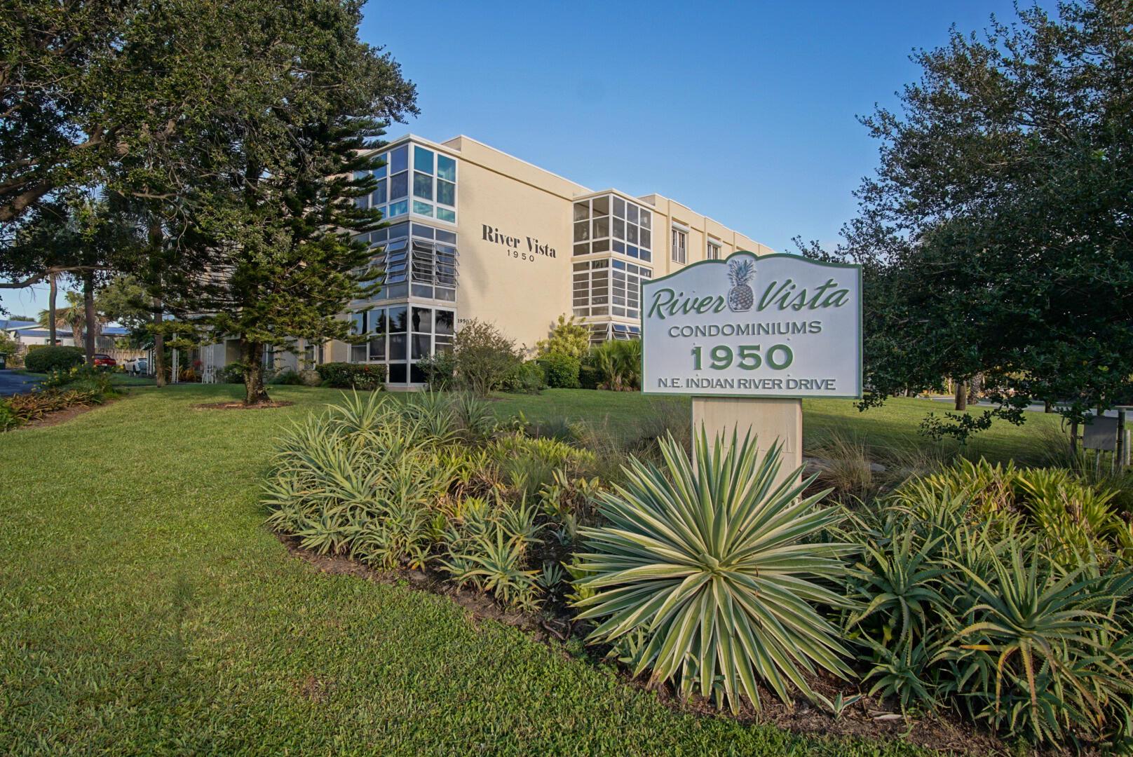 1950 Indian River Unit 202, Jensen Beach, Florida 34957