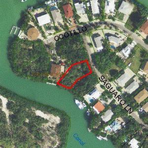 Property for sale at Lot 37 Saguaro Lane, MARATHON,  FL 33050