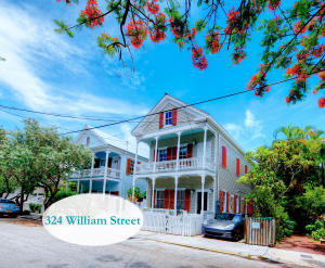 Property for sale at 324 William Street, KEY WEST,  FL 33040
