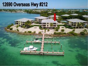 Property for sale at 12690 Overseas Highway Unit: 212, MARATHON,  FL 33050
