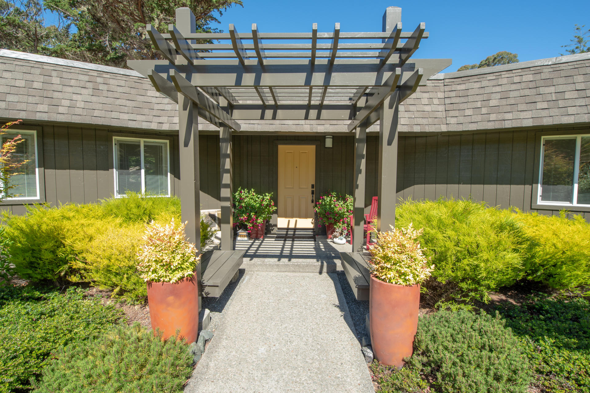 Single Family Home for Sale at 44900 Baywood Drive 44900 Baywood Drive Mendocino, California 95460 United States
