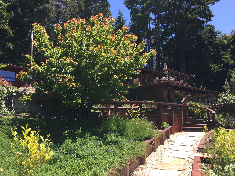 Casa Unifamiliar por un Venta en 44701 Woodstock Drive 44701 Woodstock Drive Mendocino, California 95460 Estados Unidos
