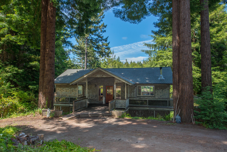 Casa Unifamiliar por un Venta en 10861 Gulch View Drive 10861 Gulch View Drive Mendocino, California 95460 Estados Unidos