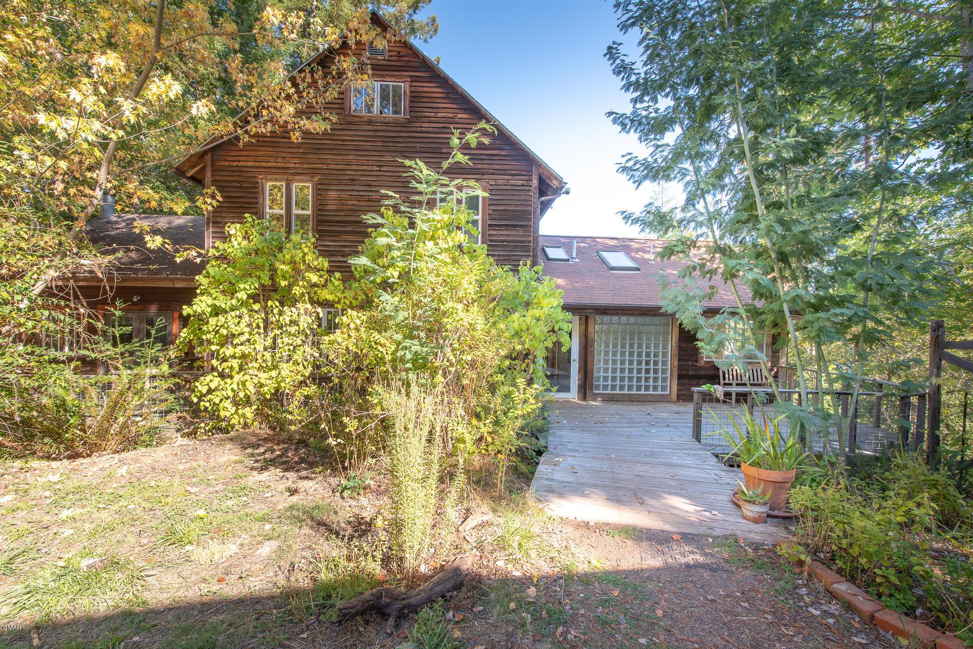 Casa Unifamiliar por un Venta en 24800 Philo Greenwood Road Elk, California 95432 Estados Unidos