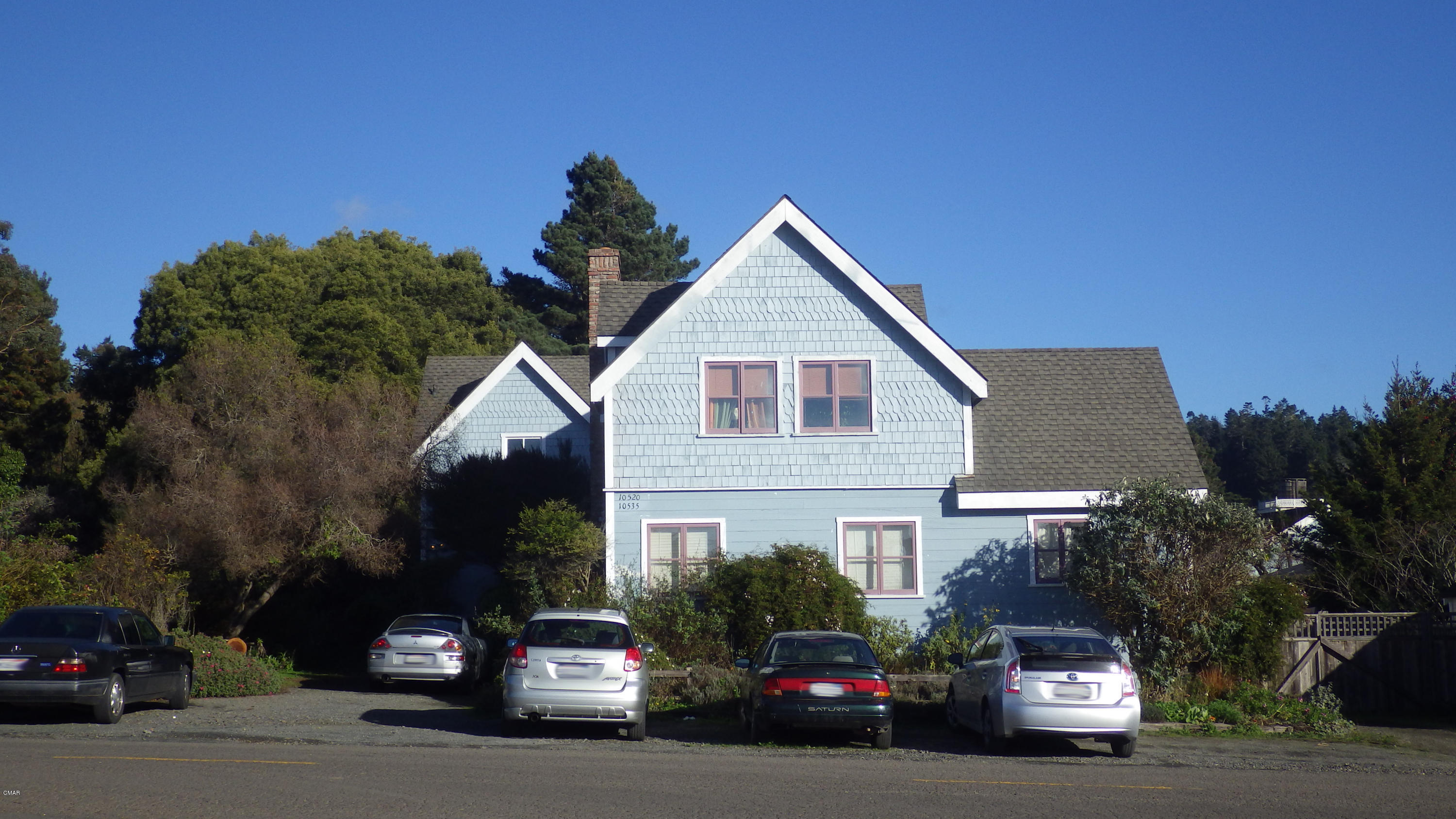 Residential Income for Sale at 10535 Howard Street 10535 Howard Street Mendocino, California 95460 United States
