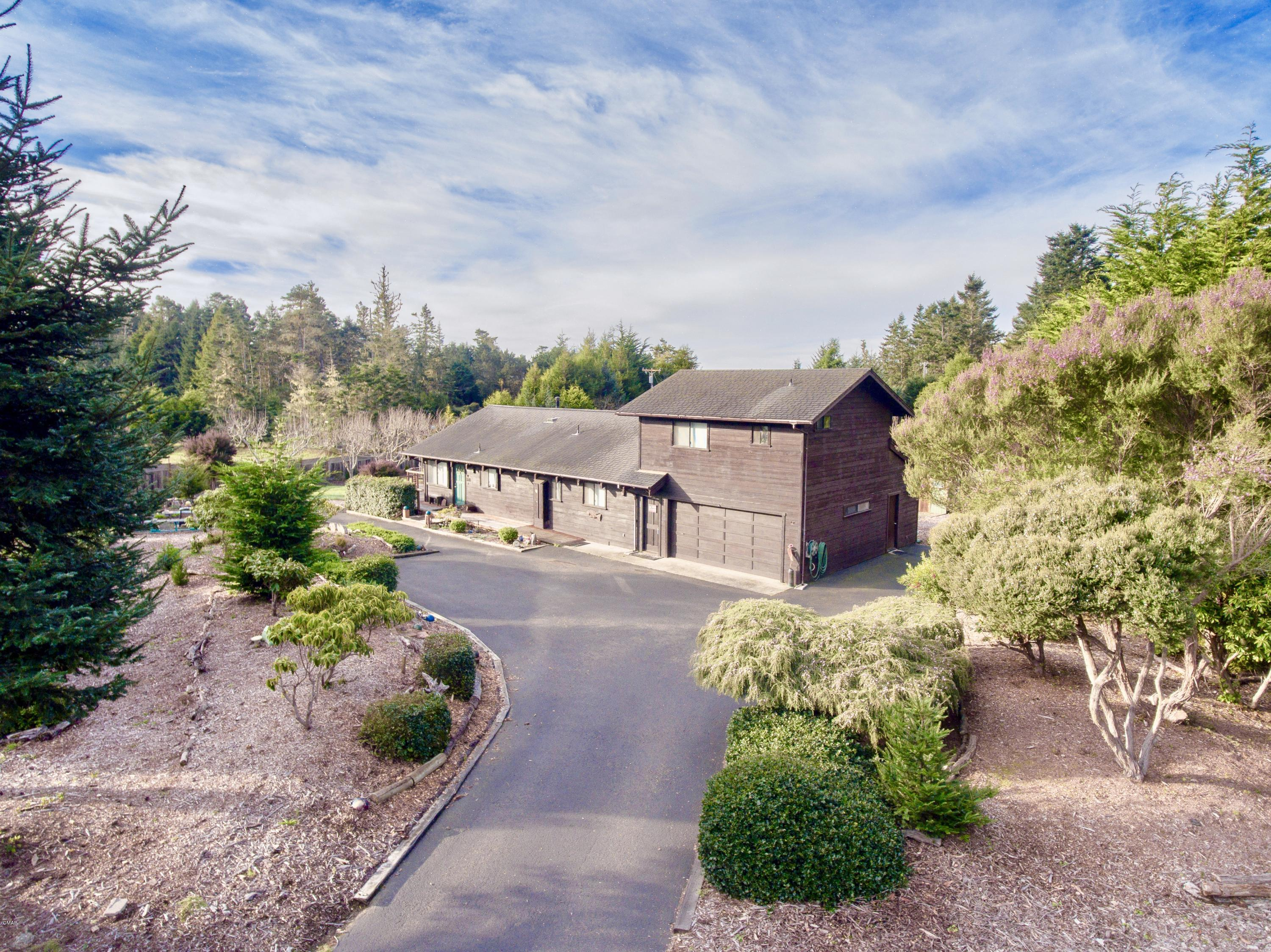 Single Family Home for Sale at 13150 Point Cabrillo Drive 13150 Point Cabrillo Drive Mendocino, California 95460 United States