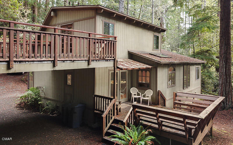 Residential Income for Sale at 10940 Gurley Lane 10940 Gurley Lane Mendocino, California 95460 United States