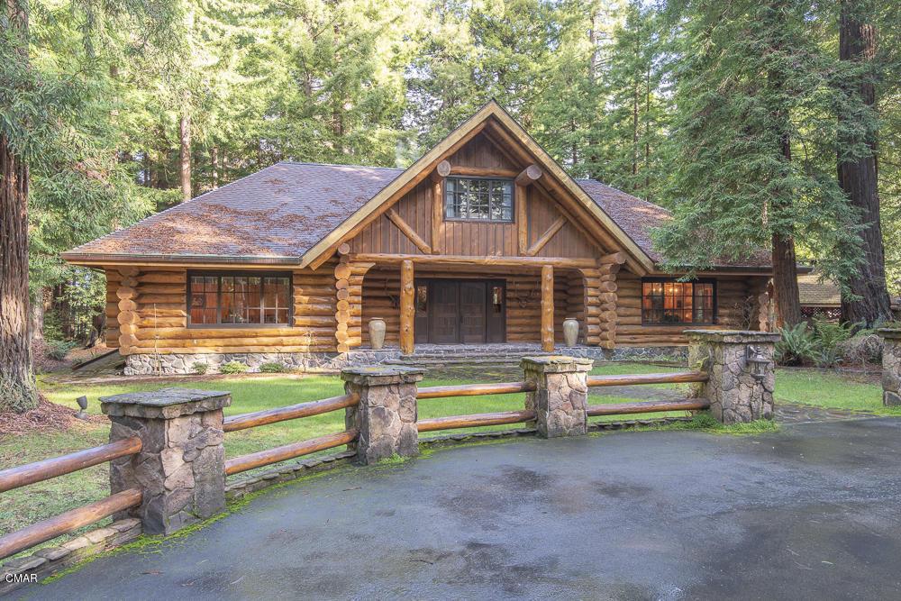 独户住宅 为 销售 在 20230 Hanson Road Fort Bragg, 加利福尼亚州 95437 美国