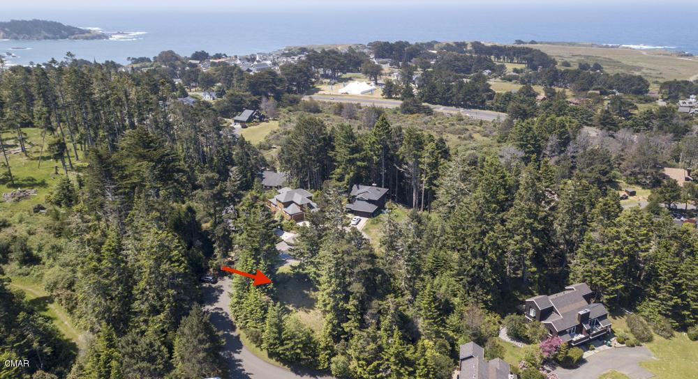 44080 Ocean Vista Court Mendocino California 95460 Land for Sale