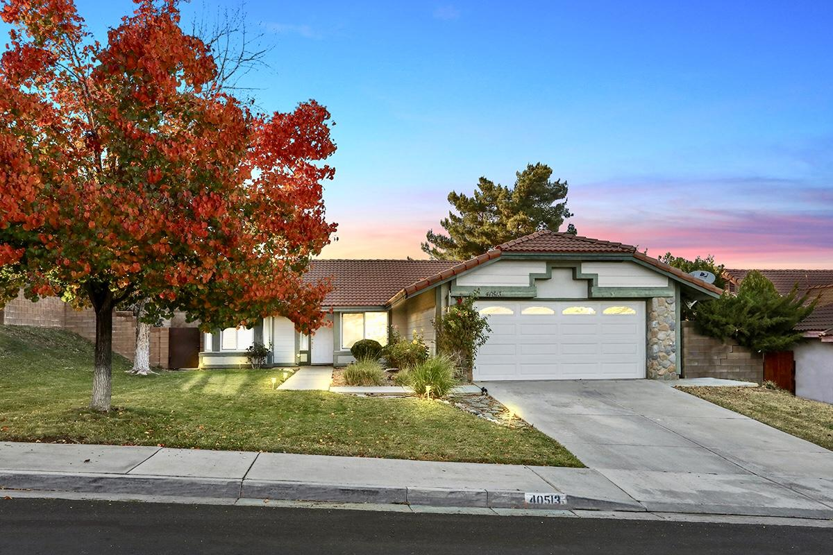 40513  Pinnacle Way, Palmdale in Los Angeles County, CA 93551 Home for Sale