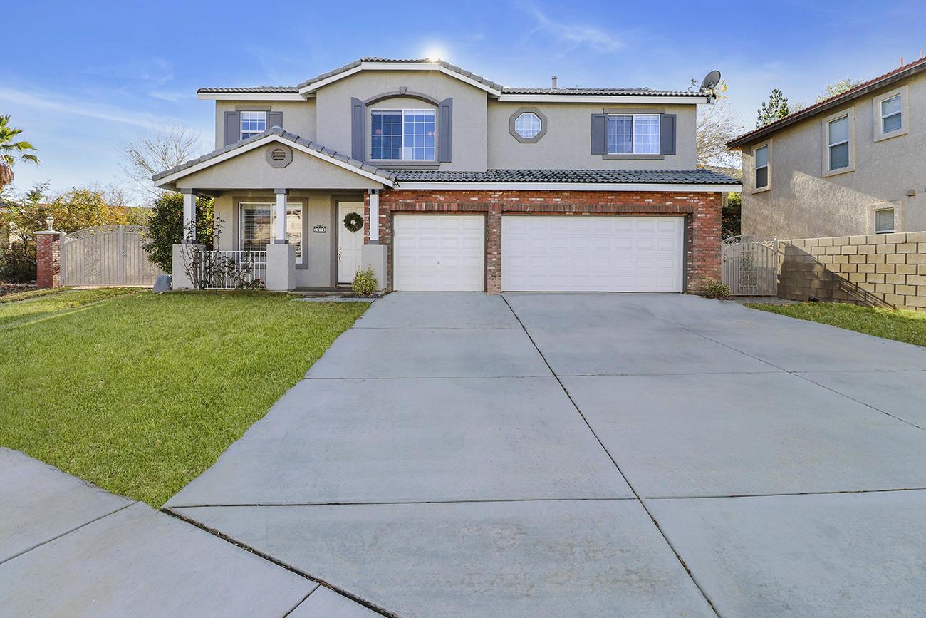 3512  Parkmeadow Court, Palmdale, California