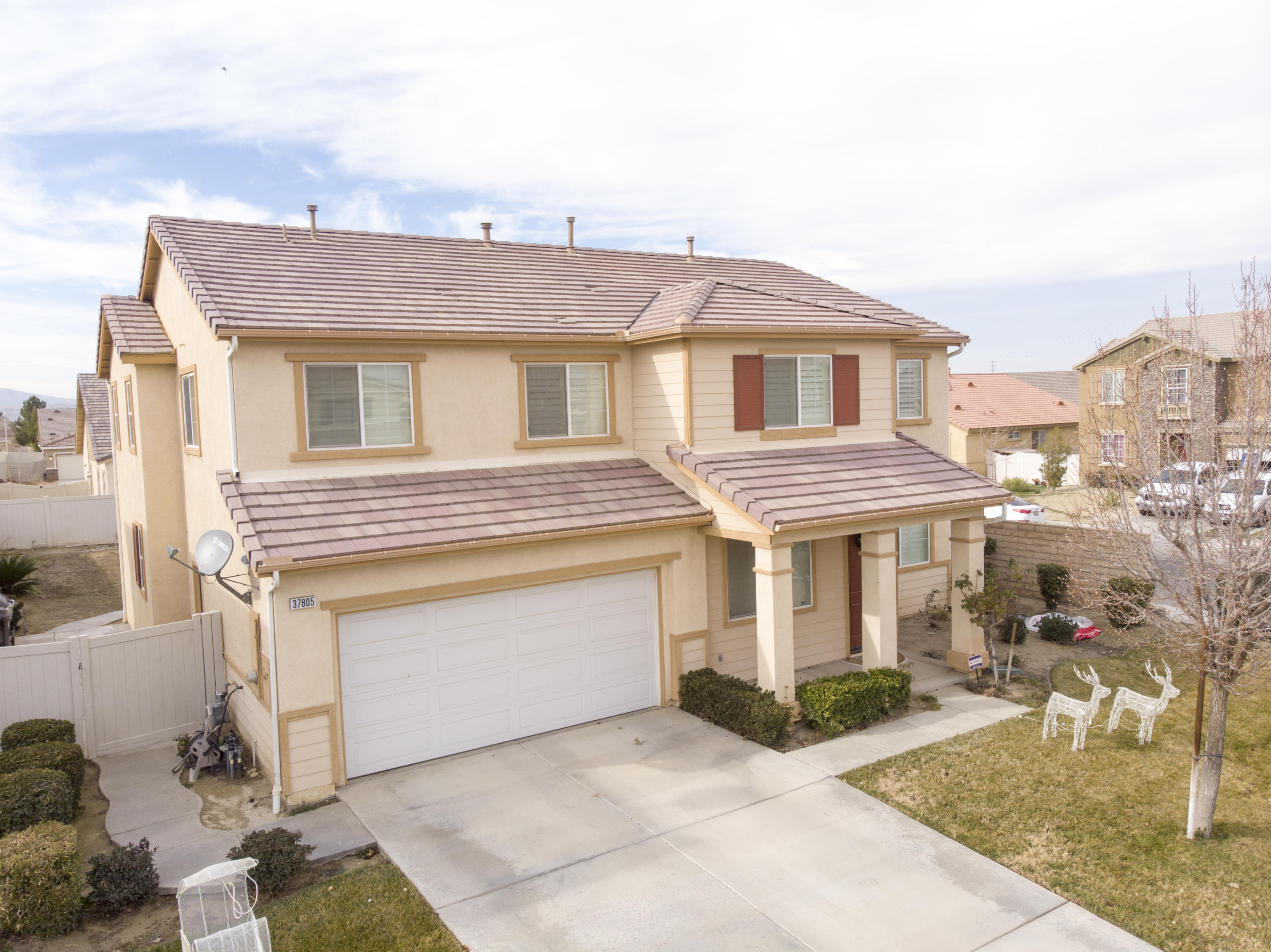 37805  Leo Circle, Palmdale in Los Angeles County, CA 93552 Home for Sale