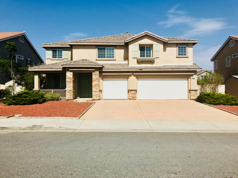 39106  Silverberry Lane, Palmdale, California