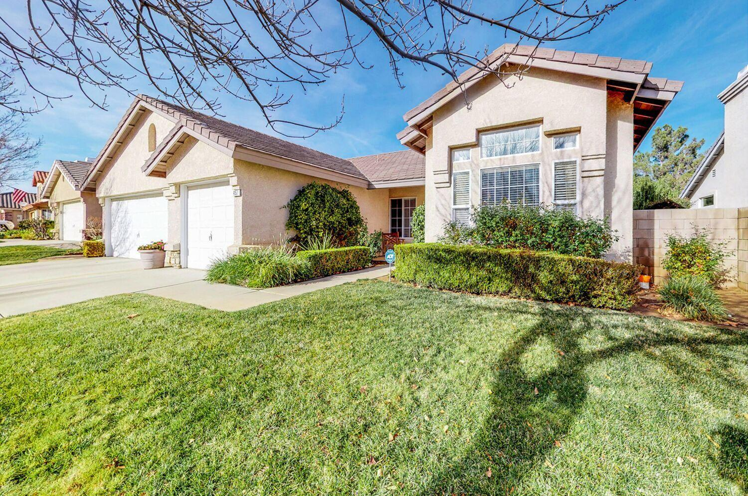 One of Palmdale 4 Bedroom Homes for Sale at 4157  Cocina Lane