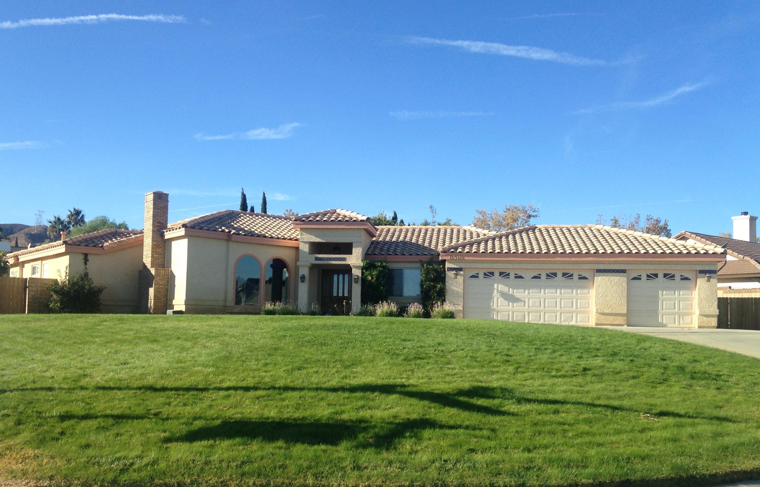 6310  Giovanni Way, Palmdale, California