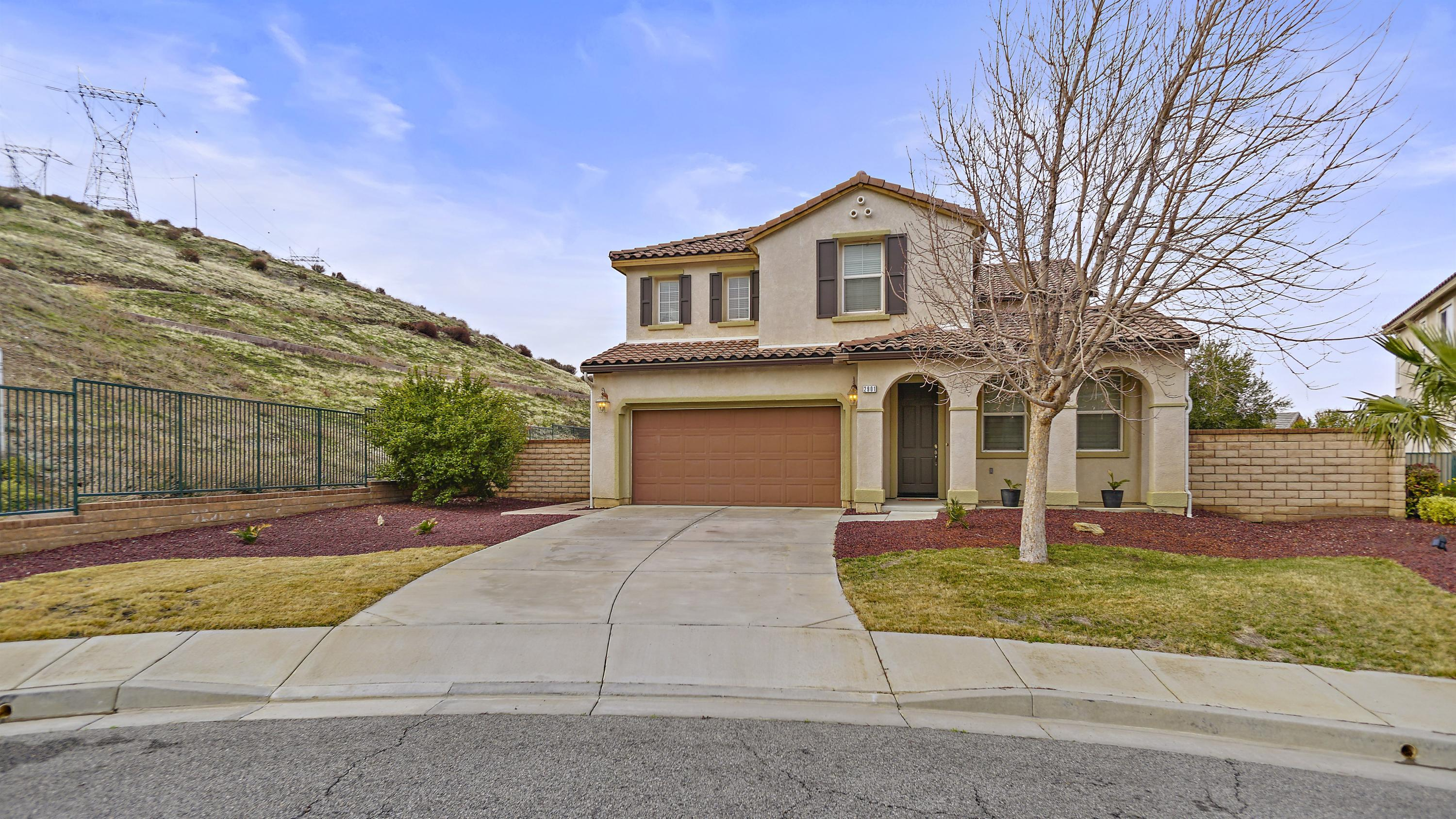 2901  Osmunda Court, Palmdale in Los Angeles County, CA 93551 Home for Sale