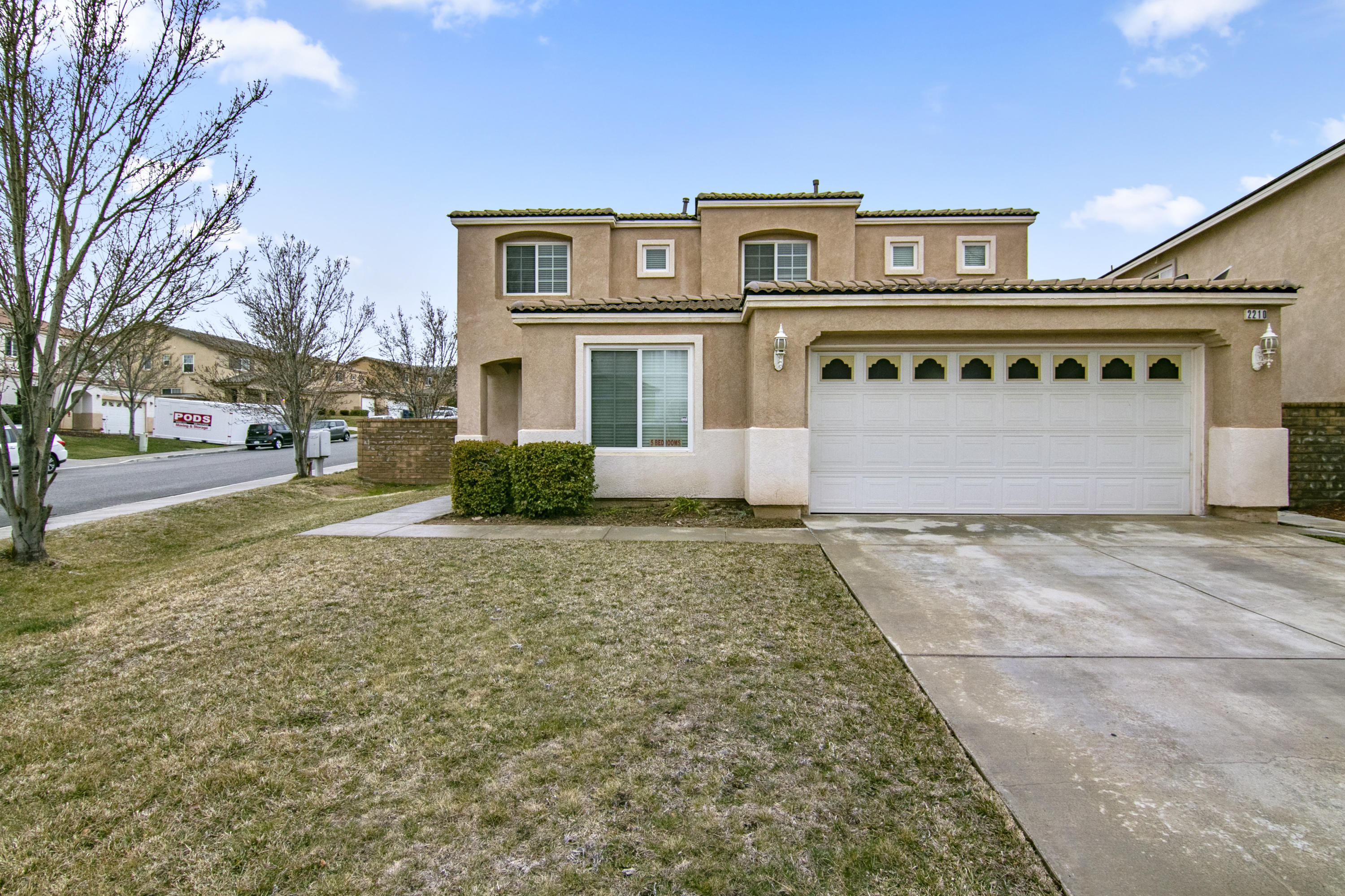 One of Palmdale 5 Bedroom Homes for Sale at 2210  Cranshaw Lane
