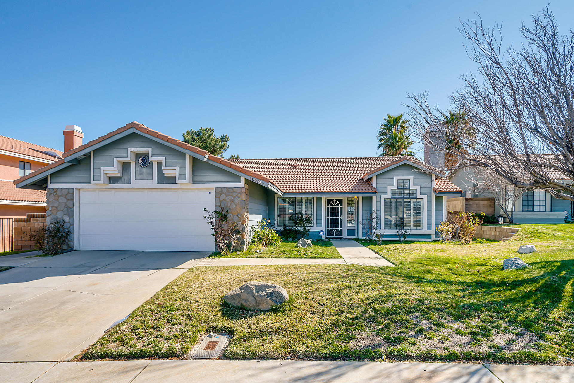 40522  Peonza Lane, Palmdale in Los Angeles County, CA 93551 Home for Sale