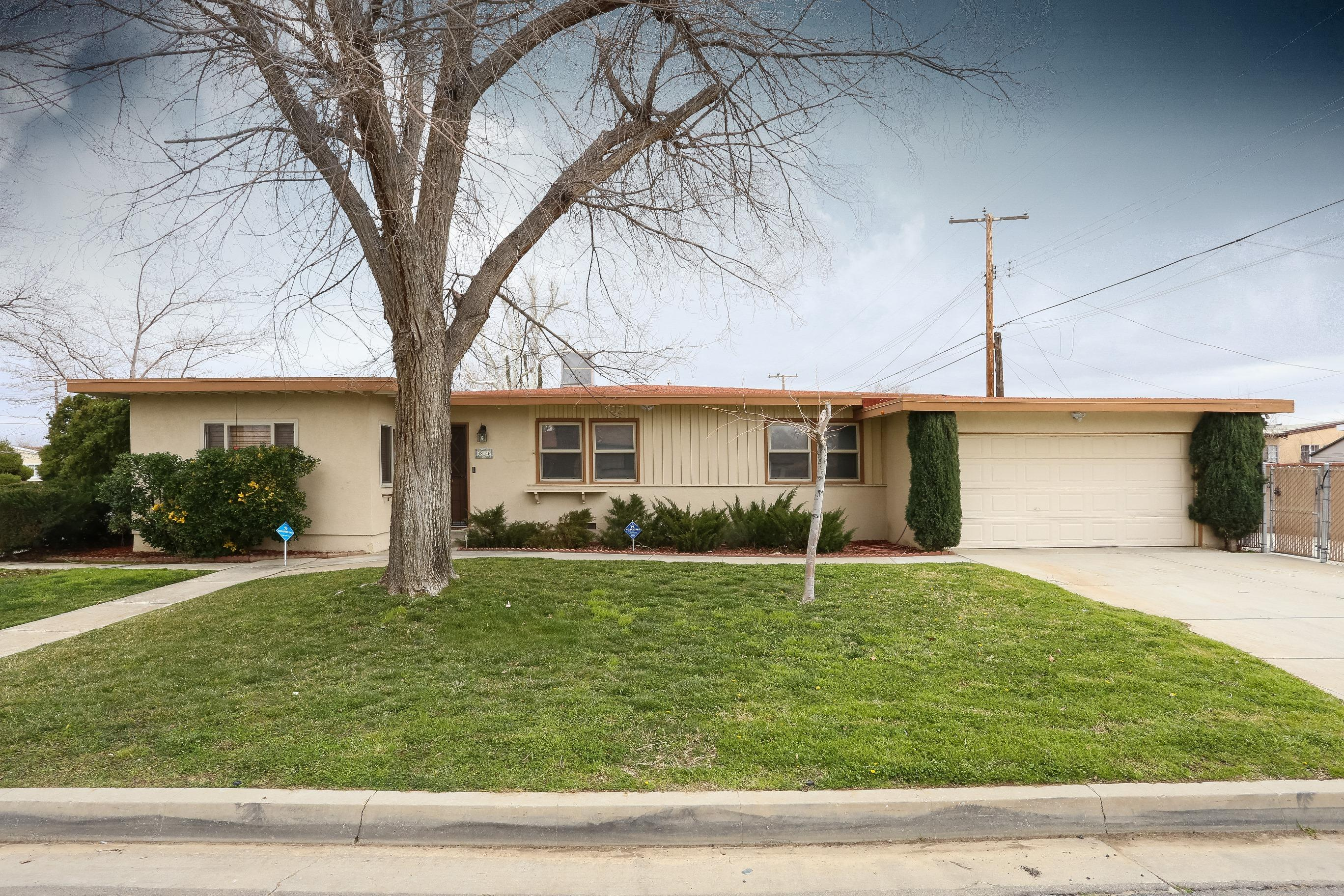 38146  17th Street East, Palmdale in Los Angeles County, CA 93550 Home for Sale