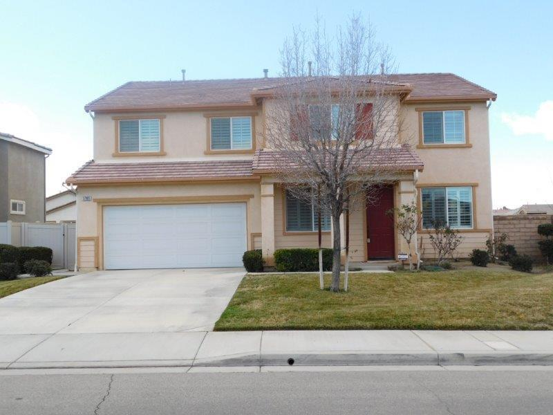 One of Palmdale 4 Bedroom Homes for Sale at 37805  Leo Circle