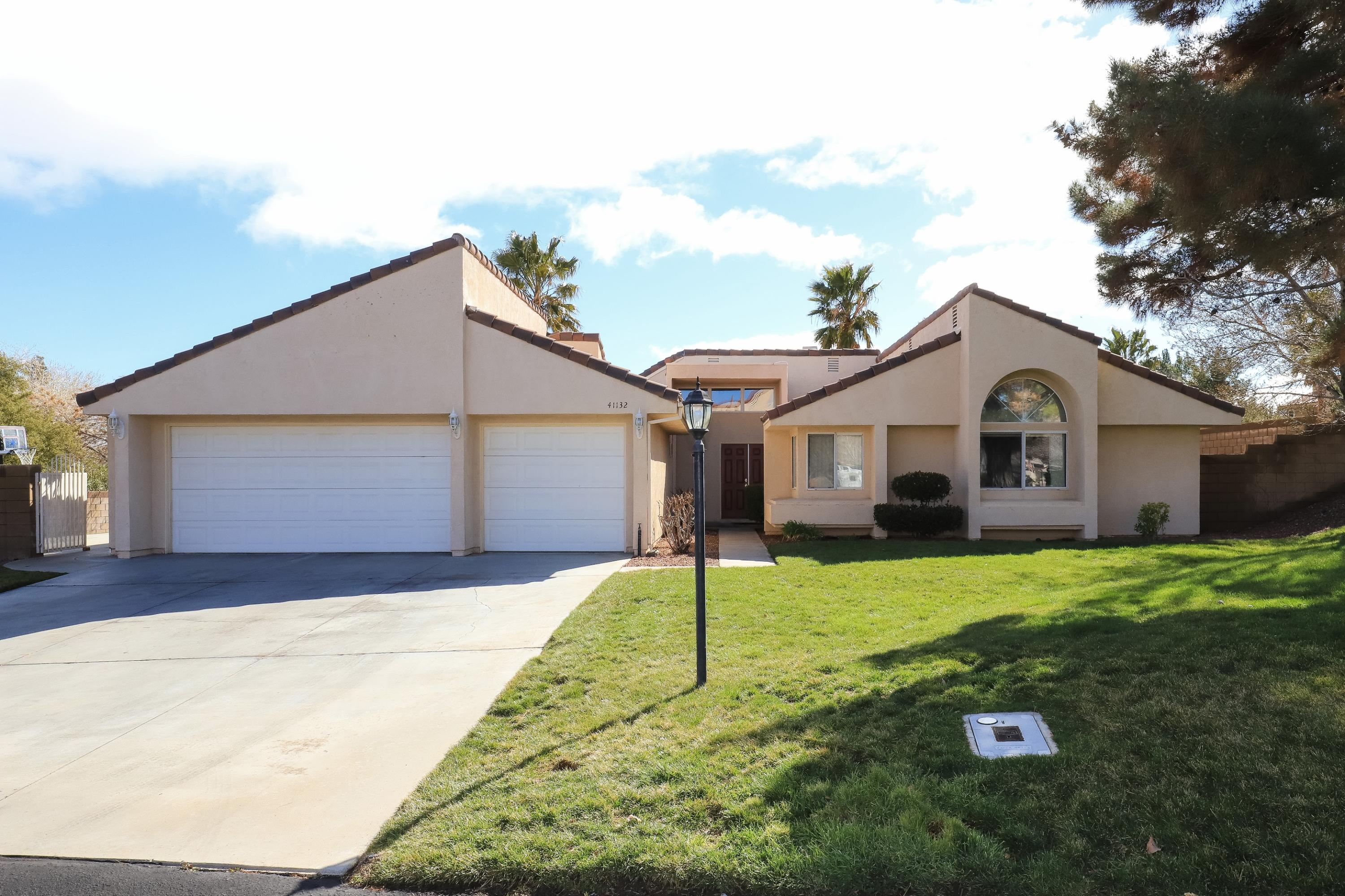 41132  Ridgegate Lane, Palmdale in Los Angeles County, CA 93551 Home for Sale