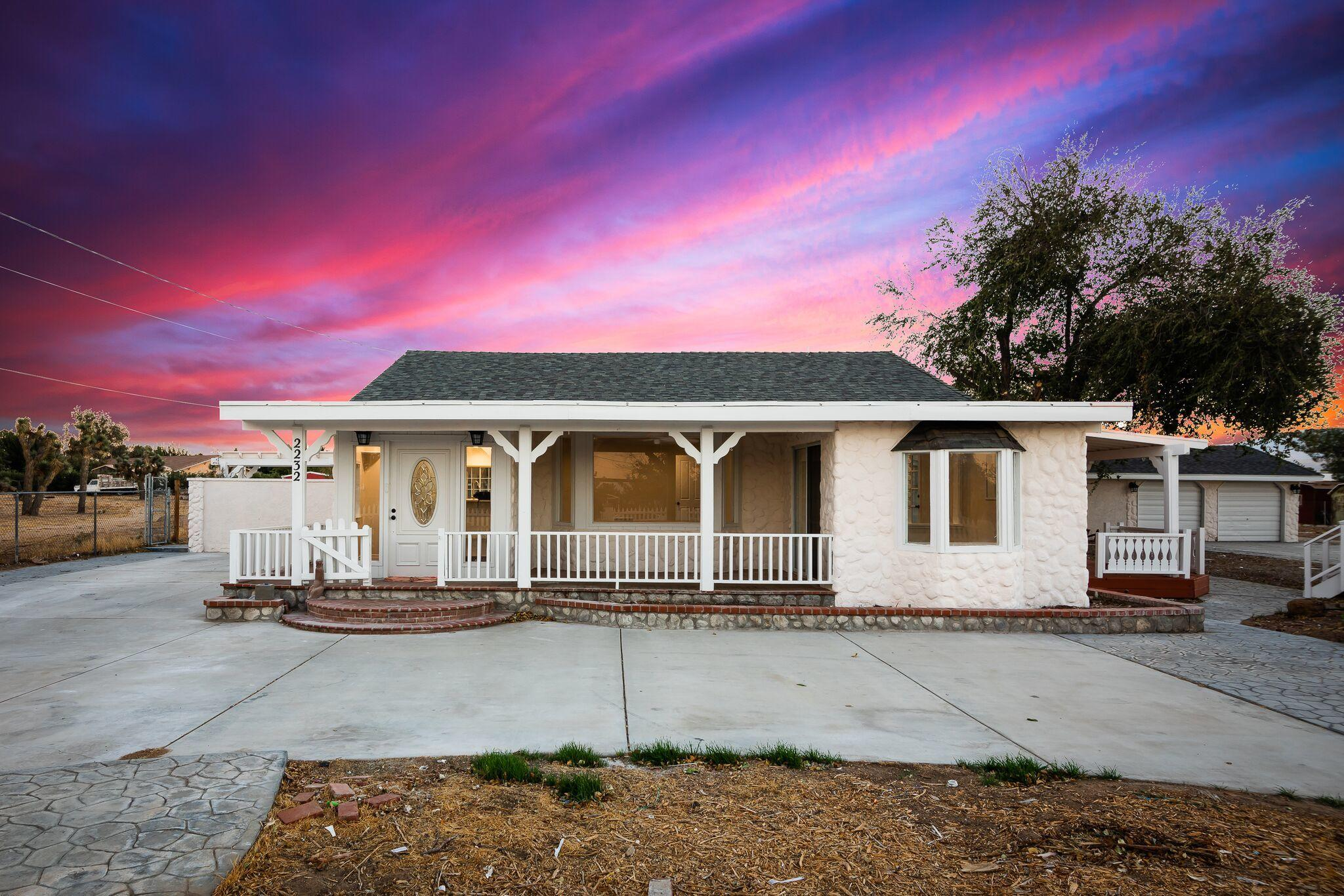 Ranch Homes for Sale - Palmdale Ranch Properties
