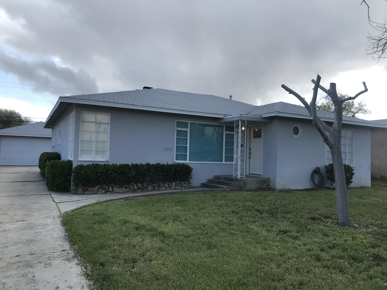 44338 W Elm Avenue, Lancaster, California