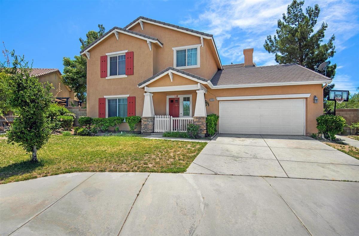 3756  Pondera Street, Lancaster, California