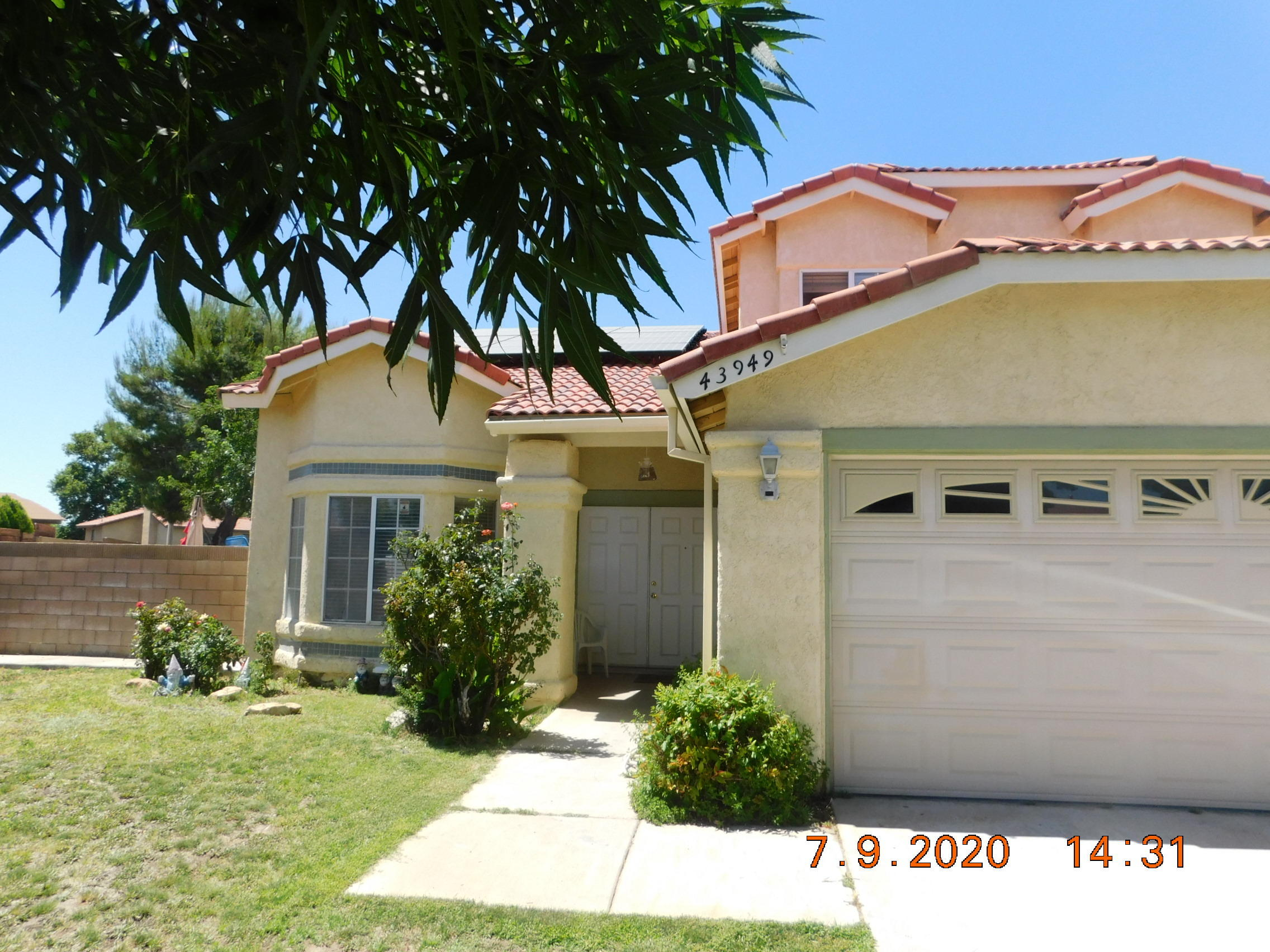 43949  Silver Bow Road, Lancaster, California
