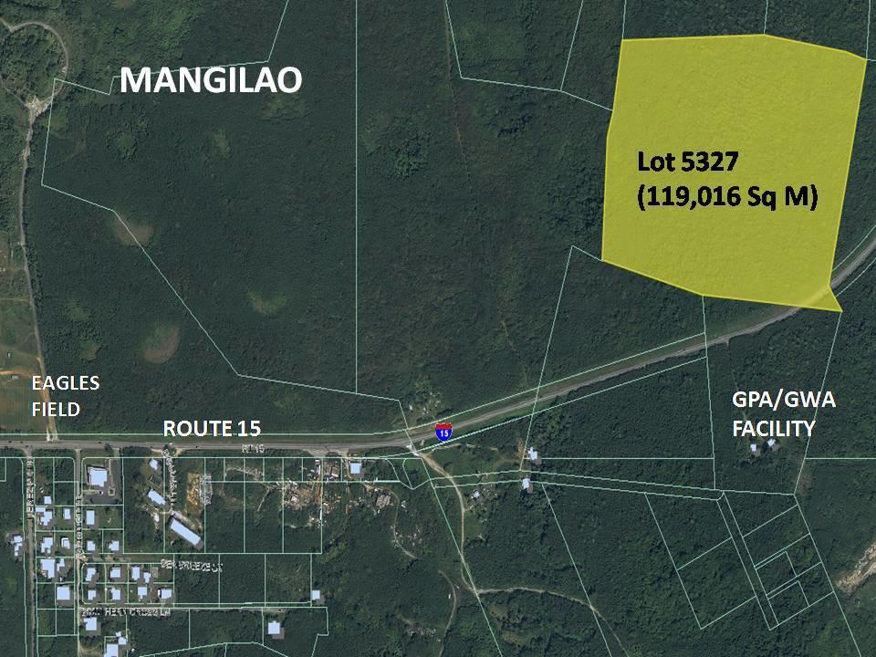 Mangilao zip code