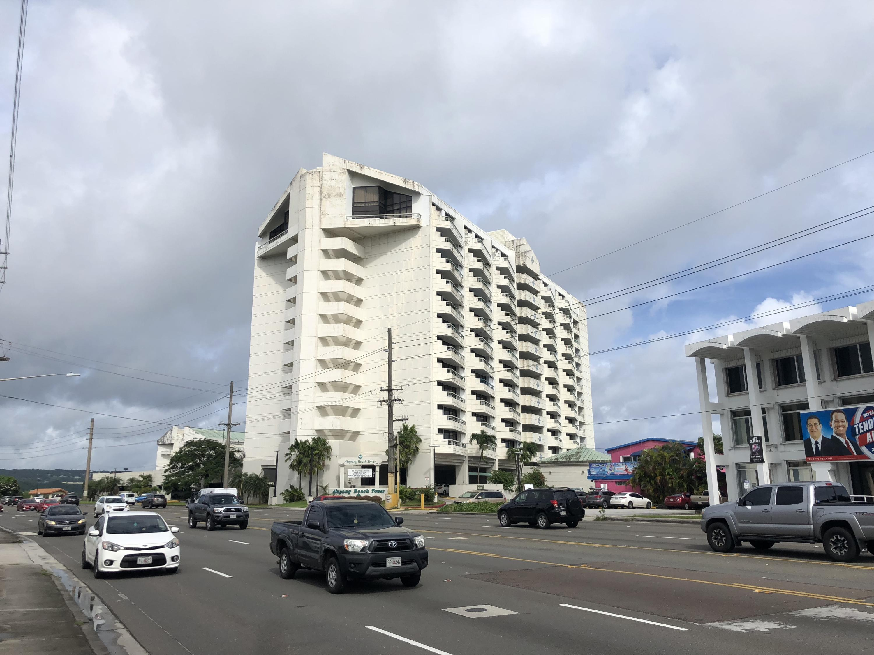 e92f7521990 Additional photo for property listing at Alupang Beach Tower Condo-Tamuning  999 South Marine Corps