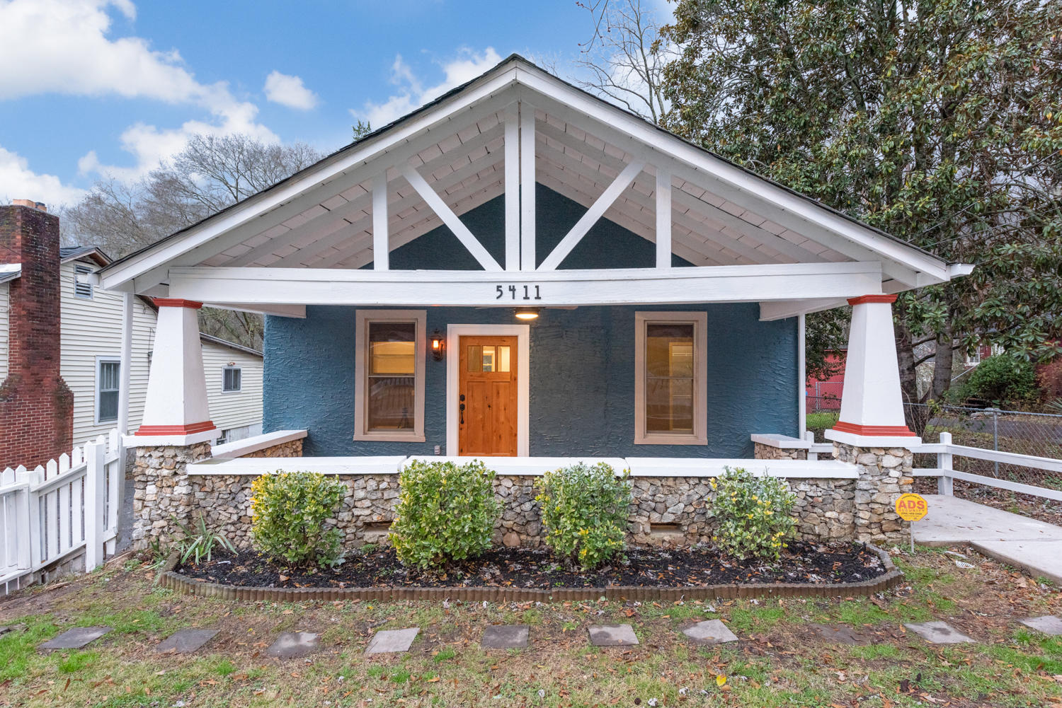 5411  Tennessee  Ave, Chattanooga in Hamilton County, TN 37409 Home for Sale