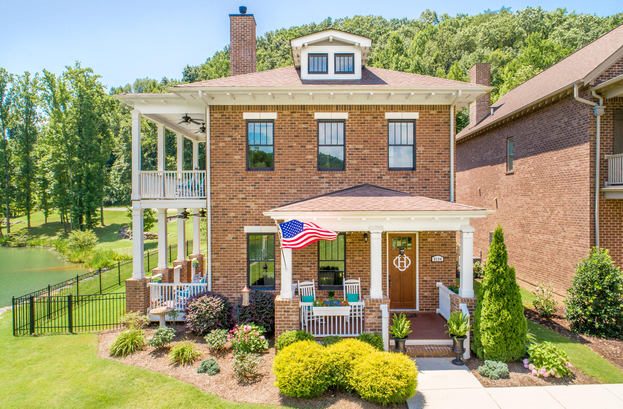 8594  Festival  Loop, Chattanooga in Hamilton County, TN 37419 Home for Sale