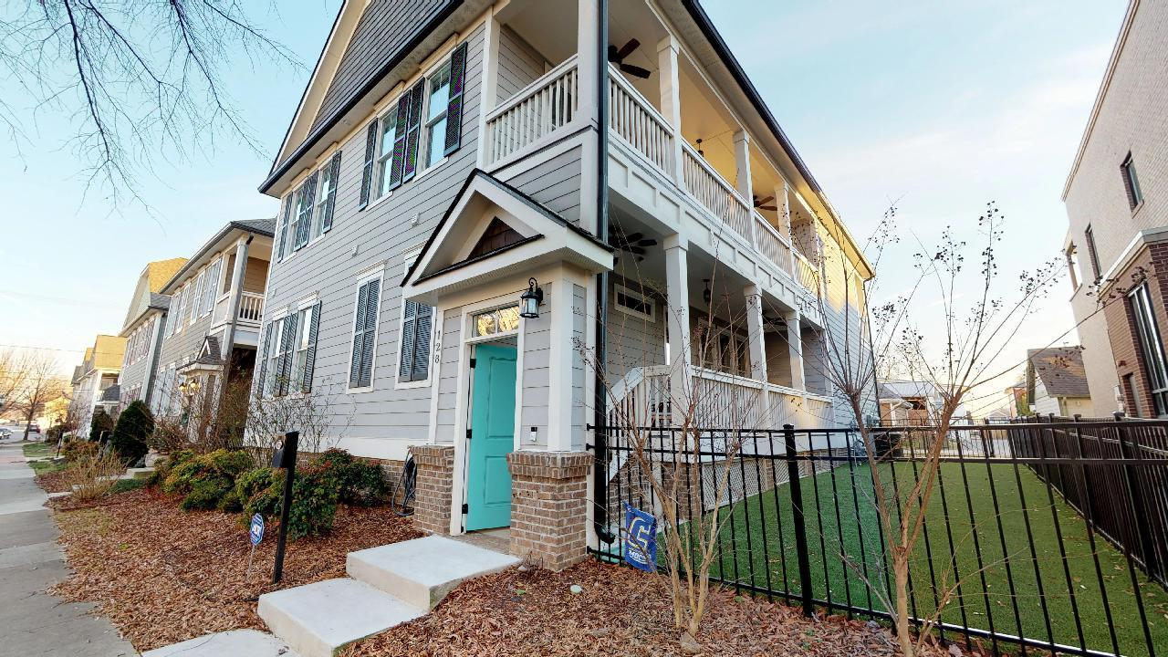 128 W 17th  St, Chattanooga, Tennessee