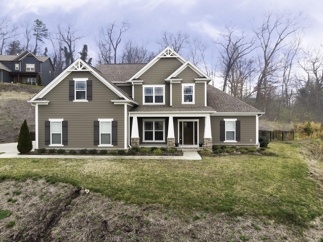 1347  Bridgeview  Dr, Chattanooga in Hamilton County, TN 37415 Home for Sale