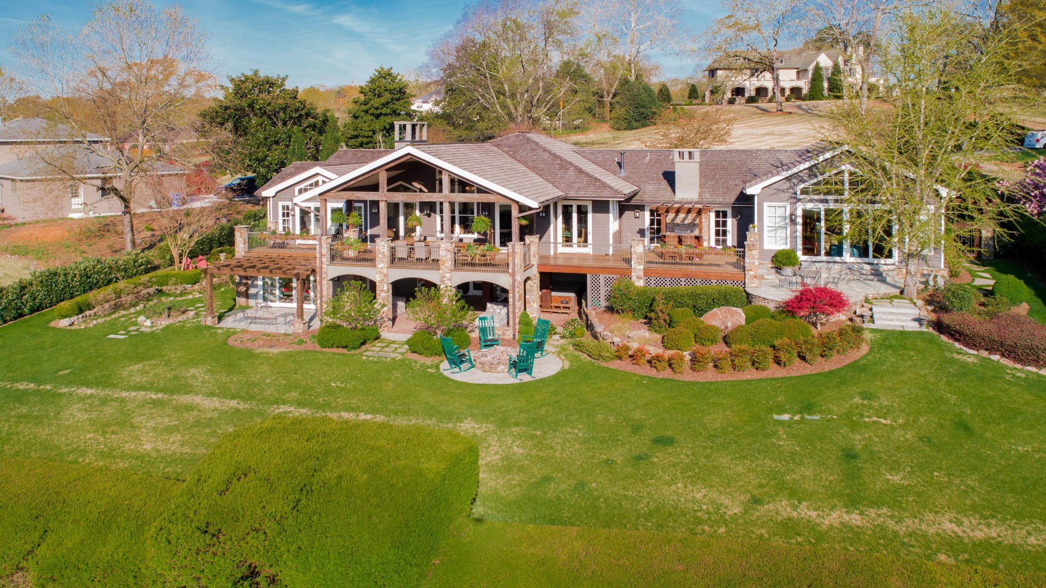 1508  River View Oaks  Rd, Chattanooga, Tennessee 4 Bedroom as one of Homes & Land Real Estate