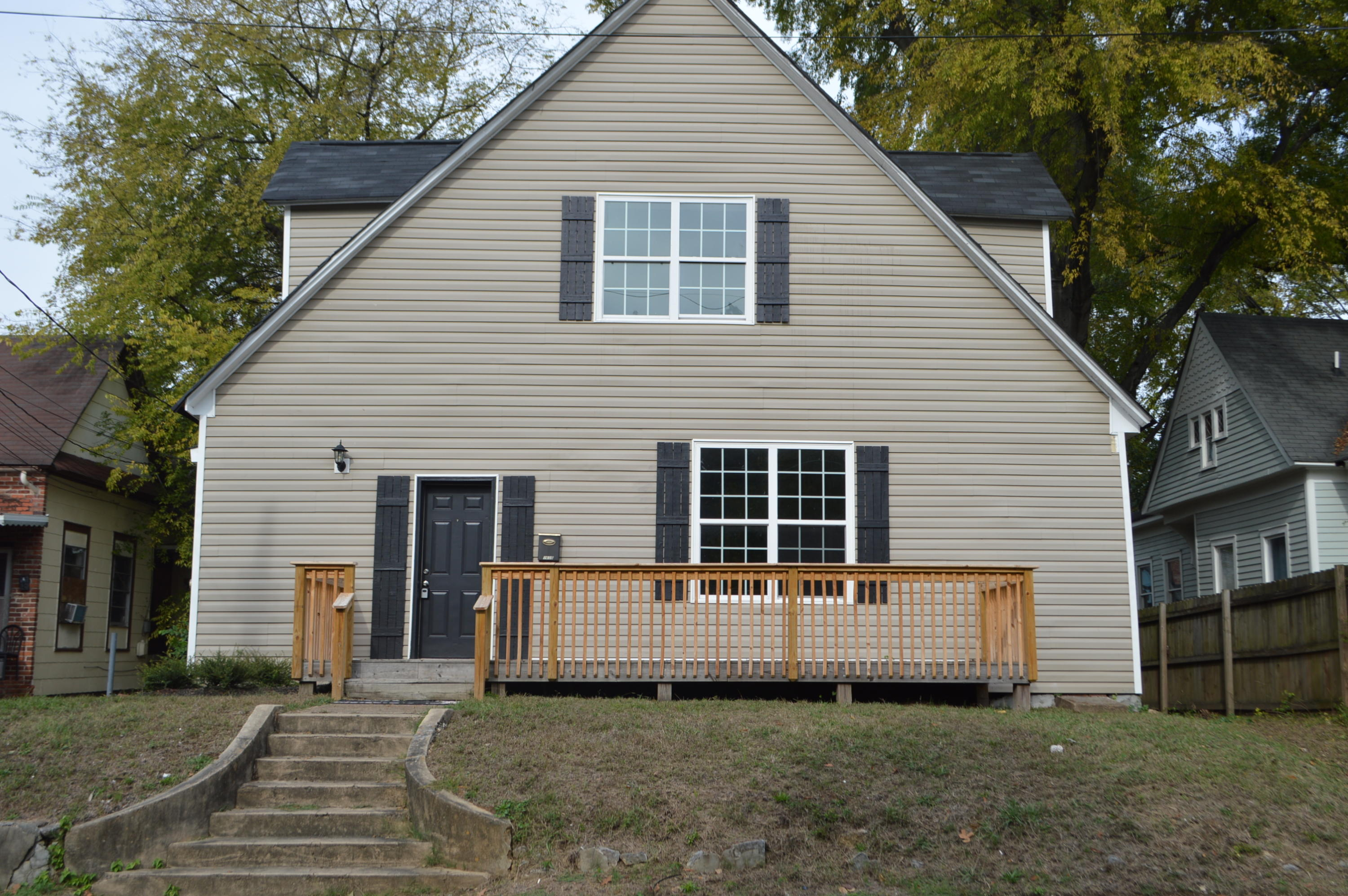 1605  Kirby  Ave, Chattanooga, Tennessee
