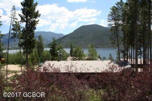 View of Shadow Mountain Lake