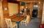 Moose dining area