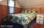 Upper Level Queen Bed
