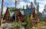 Majestic Rocky Mountain Log Cabin!