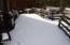 Huge shady &  sunny deck