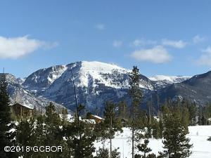 Baldy on clear day
