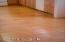 Original 1936 Pine floors