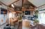 Dining Area & Loft